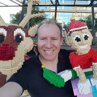 Steve Ready - Southern Bricks LEGO User Group, Adelaide, Australia